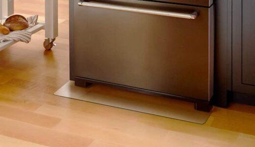 【2021年最新】ニトリやヤマダ電機で買える?おすすめのキズ防止用「冷蔵庫下のマット」・5選