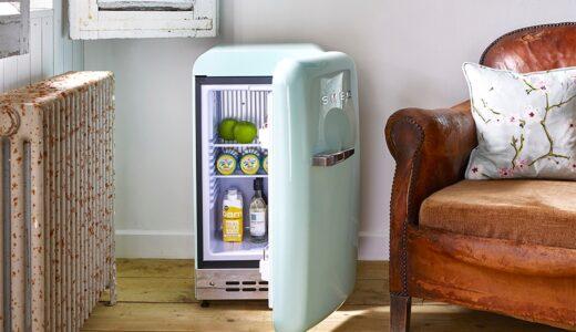【2021年最新】寝室や一人暮らしに!おしゃれな小型冷蔵庫・安い順・7選