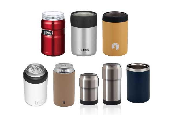【2021年最新】ニトリや100均で買える?おすすめの「保冷缶ホルダー」・7選