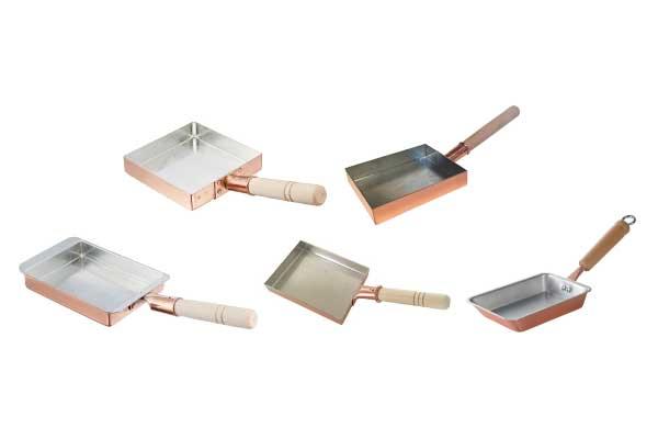 焼きムラなくふわふわに!「銅製の卵焼き器」・おすすめ5選