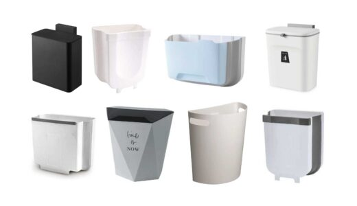 【2021年最新】定番人気のおすすめ「壁掛けゴミ箱」・8選(無印や100均での販売情報も!)
