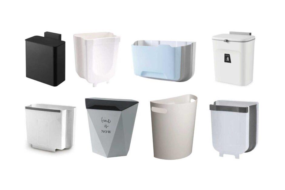 定番人気のおすすめ「壁掛けゴミ箱」・8選(無印や100均での販売情報も!)