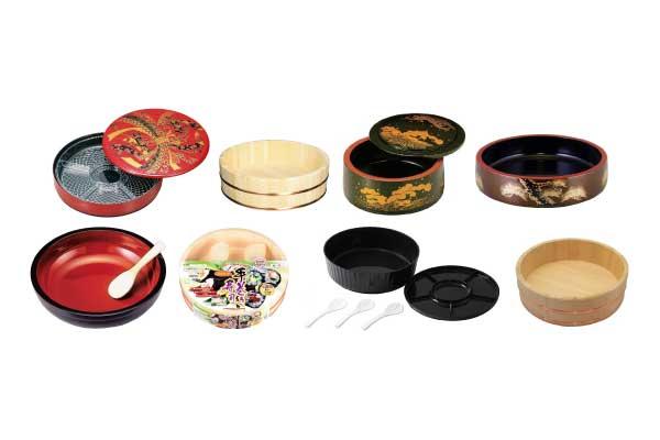 セリアやダイソーで買える?定番人気の「寿司桶(飯台)」・8選(おしゃれ・プラスチック製も!)