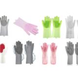 100均で買える? 定番人気の「シリコンブラシ手袋」・おすすめ8選
