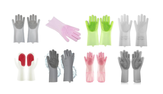 【2021年最新】100均で買える? 定番人気の「シリコンブラシ手袋」・おすすめ8選